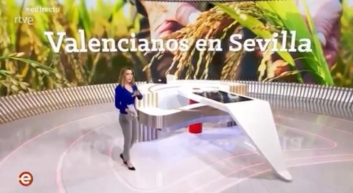Reportaje de Isla Mayor en RTVE (España Directo)