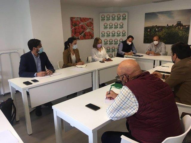 Europa Press Andalucía: Unidas Podemos defiende «reparto digno» en la PAC y la concesión de las ayudas con «vinculación social al territorio»